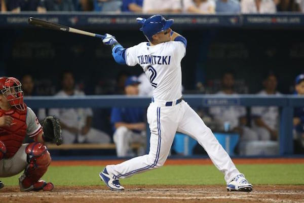 On July 28th, the Blue Jays acquired SS Troy Tulowitzki. Since then, they're 14-3.